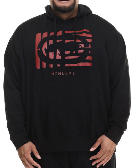 Ecko - Men Black Shutter Outline Hoodie (B&T)