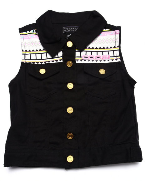 Coogi Vests