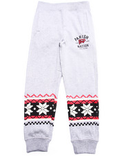 Boys - SNOWFLAKE FLEECE JOGGER (8-20)