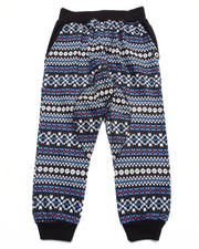 Sizes 2T-4T - Toddler - AZTEC PRINT JOGGERS (2T-4T)