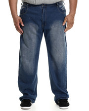 Big & Tall - Lariat Back - Pocket Denim Jeans (B&T)