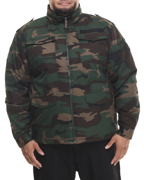Buyers Picks - Men Camo M63 Fashion Camo Jacket (B&T)