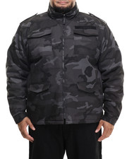 Men - M63 Fashion Camo Jacket (B&T)
