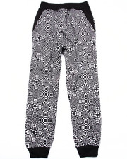 Bottoms - GEO PRINT JOGGERS (8-20)