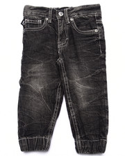 Boys - DENIM JOGGERS (INFANT)