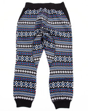 Bottoms - AZTEC PRINT JOGGERS (4-7)