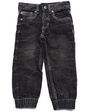 Boys - DENIM JOGGERS (2T-4T)