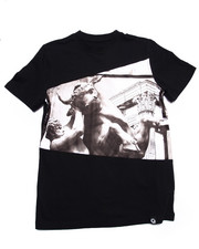 Sizes 8-20 - Big Kids - BULL TEE (8-20)