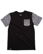 Boys - GEO POCKET TEE (8-20)