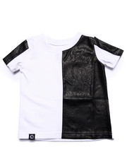 Akademiks - CUT & SEW TEE (INFANT)