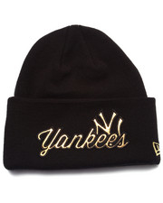 New Era - New York Yankees Metallic Knight knit Hat