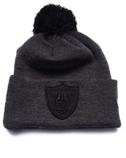 New Era - Oakland Raiders Team Eclipse Knit Hat
