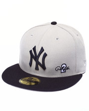 Men - New York Yankees Derek Jeter commemorative custom 5950 fitted hat