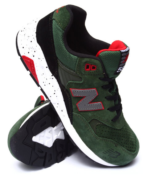 New Balance - Men Green 580 Limited Edition Halloween