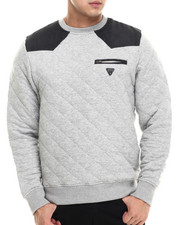 Parish - Quilted Sweatshirt
