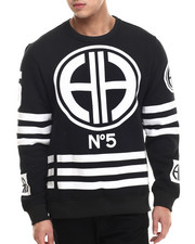 Hudson NYC - Channel Zero Crewneck Sweatshirt