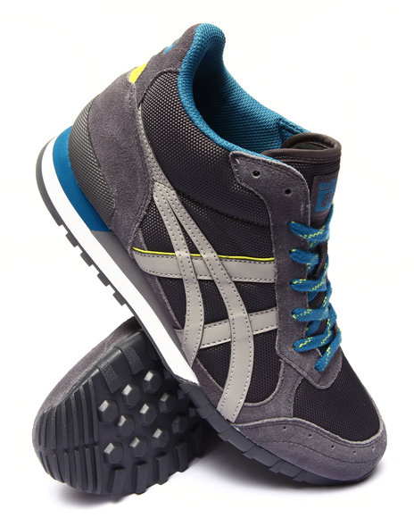 Asics - Men Grey Colorado Eight Five Mt Sneakers