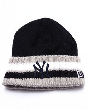Men - New York Yankees Cuff Stripper knit hat