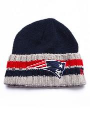 Men - New England Patriots Cuff Stripper knit hat