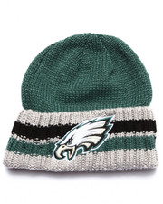 Men - Philadelphia Eagles Cuff Stripper knit hat