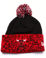 Men - Chicago Bulls Cuff'd Chaos knit hat