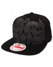 Men - Muerte Dark Detail 950 A-Frame Snapback hat