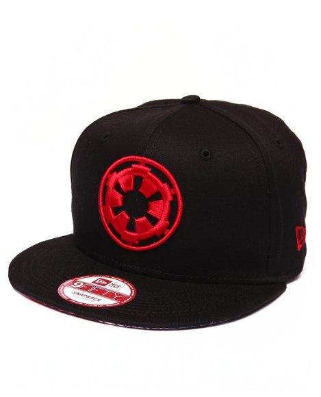 New Era - Men Black Darth Vader Star Wars Sub Under 950 Snapback Hat