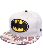 Men - Batman Camo Hero 950 Snapback Hat