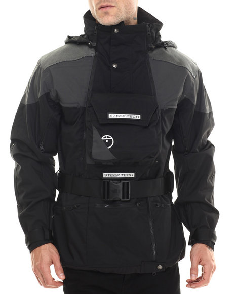 The North Face - Men Black Steep Tech Apogee Jacket