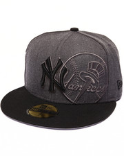 New Era - New York Yankees Team Screening Redux 5950 fitted hat