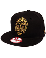 Men - C-3PO Star Wars Cabesa Word 950 Snapback hat