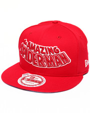 Men - The Amazing Spiderman Monounder Snapback hat (Glow in the Dark)