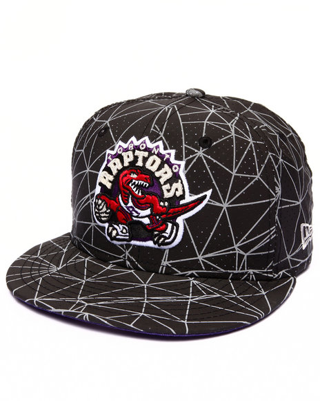 New Era Black Snapback
