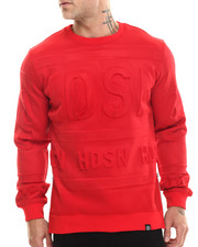 Men - Fire Blades Crewneck Sweatshirt