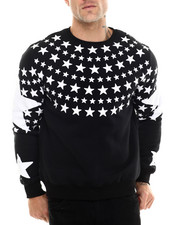 Men - L S D Crewneck Sweatshirt