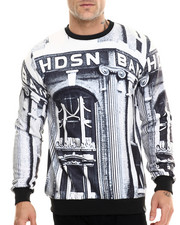 Men - Bank Street Crewneck Sweatshirt