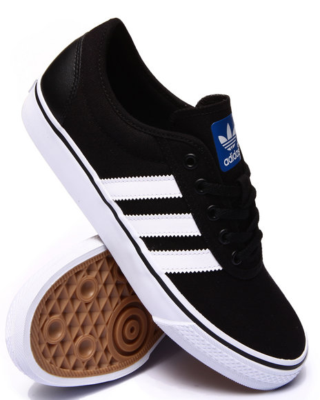 Adidas - Men Black Adi Ease Sneakers - $60.00