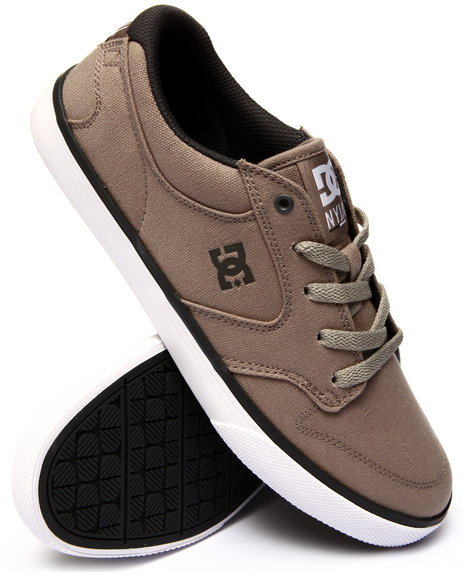 Dc Shoes - Men Light Grey Nyjah Vulc T X