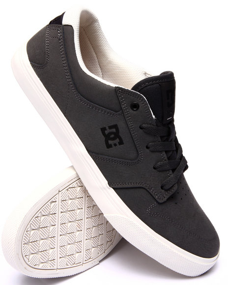 Dc Shoes Charcoal Sneakers