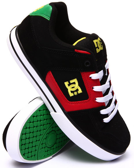 Dc Shoes - Men Black Pure Lo