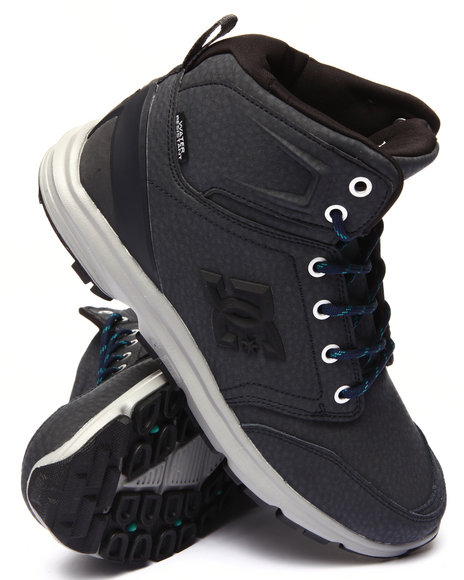 Ur-ID 199730 DC Shoes - Men Black Ranger S E Leather Boots