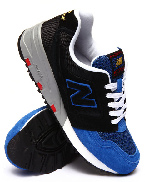 New Balance - Men Black 575 Elite Two - Tone