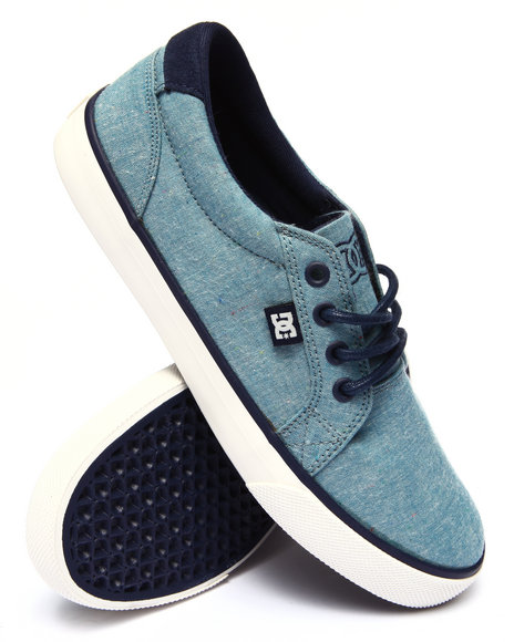 Dc Shoes - Men Light Blue Council T X - S E