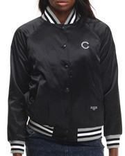 Women - Woven Cheer Squad Jacket