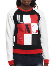 LRG - L-Strike Colorblock Sweatshirt