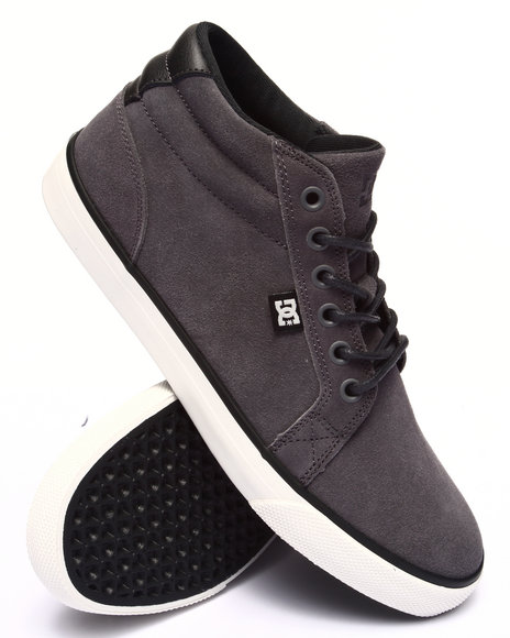 Ur-ID 199683 DC Shoes - Men Grey Council Mid S D