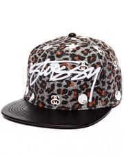 Women - Leopard Logo Cap