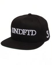 UNDFTD - Practice Snapback Cap