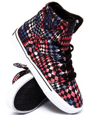 Supra - Supra Swirl Skytop Sneakers (4 -6 Youth)