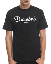 Diamond Supply Co - Champagne Tee